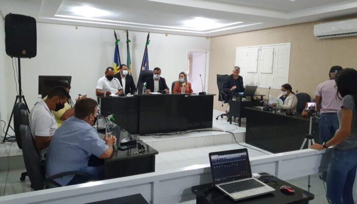 Câmara de Buenos Aires apreciará contas do prefeito Fabinho Queiroz